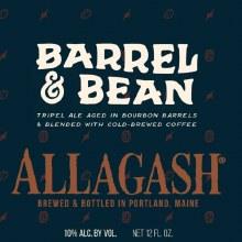 Allagash Barrell & Bean BA Tripel 4pk