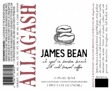 Allagash James Bean Belgian Barrel 750ml