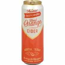 Austin Eastciders Blood Orange 19.2oz