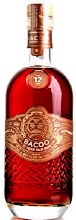 Bacoo 12yr Old Rum 750ml