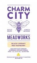 Charm City Black Currant Raspberry 500ml