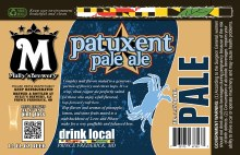 Mully's Patuxent Pale Ale 6pk CANS
