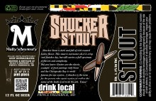 Mully's Shucker Stout 6pk CANS