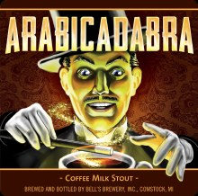 Bells Arabicadbra Coffee Milk stout 6pk