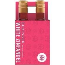 Beringer White Zin 4pk