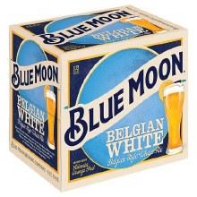 Blue Moon 12pk Bottles