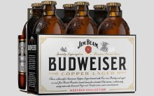 Budweiser Copper Lager 6pk bottles