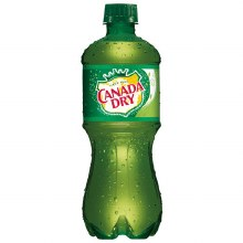 Canada Dry Ginger Ale 20oz