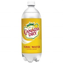 Canada Dry Tonic Water 1L