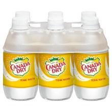 Canada Dry Tonic Water 6pk