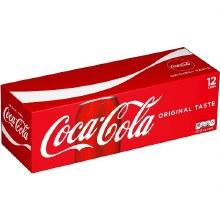 Coke 12pk CANS