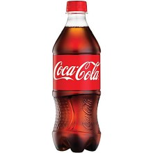 Coke 20oz Bottle