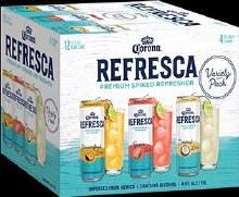 Corona Refresca Variety 12pk Cans