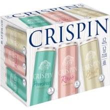 Crispin Cider Variety 12pk Cans