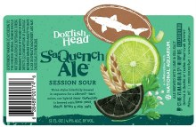 Dogfish Seaquench Ale 12pk Cans