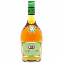 E & J Apple Brandy Liqueur 750ml