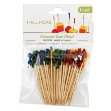 Frilled Appetizer Sticks
