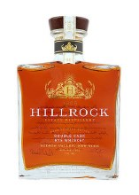 Hillrock Double Cask Rye Port Finish