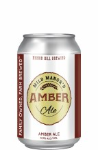 Manor Hill Amber 6pk CANS