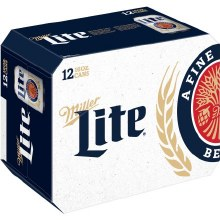 Miller Lite 12pk Cans