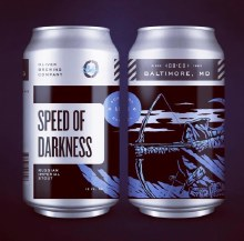 Oliver Speed of Darkness 6pk CANS
