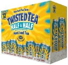Twisted Tea Half & Half 12pk CANS