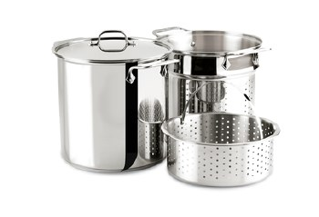 8 QT STAINLESS MULTICOOKER