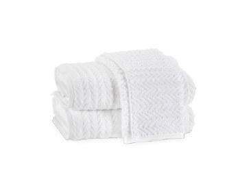 SEVILLE HAND TOWEL WHITE
