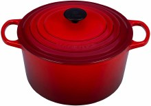 DUTCH OVEN 5.25 QT DEEP ROUND