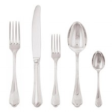 FILET TOIRAS 5 PIECE PLACE SETTING