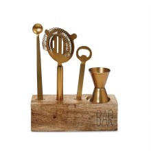 BAR UTENSIL SET