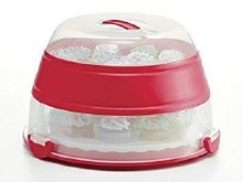 COLLAPSIBLE CUPCAKE CARRIER