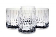 SOHO DOUBLE OLD-FASHIONED GLASSES SET OF 4