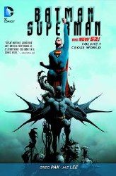 Batman Superman Tp Vol 01 Cross World (N52)