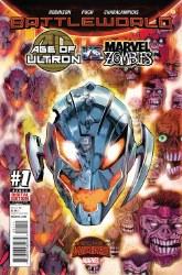 Age Of Ultron Vs Marvel Zombies #1 Swa