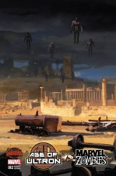 Age Of Ultron Vs Marvel Zombies #2 Landscape Var