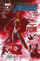 All New All Different Avengers #6 Alex Ross 2nd Ptg Var