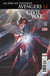 All New All Different Avengers #14
