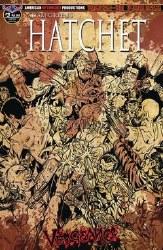 Hatchet Vengeance #3 Bloody Horror Ltd Ed Cvr (Mr) (C: 1-0-0