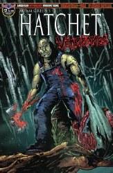 Hatchet Vengeance #3 Mandir Swamp Kill Cvr (Mr) (C: 1-0-0)