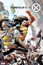 Powers Of X #1 (Of 6) Weaver New Character Var