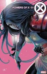 Powers Of X #1 (Of 6) Artist Var