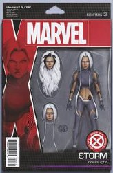 House Of X #2 (Of 6) Christopher Action Figure Var