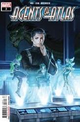 Agents Of Atlas #3 (Of 5)