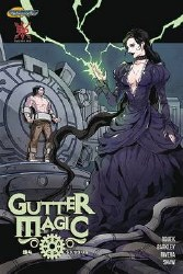 Gutter Magic #4 (Of 8)
