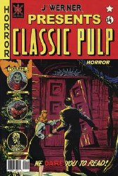 Classic Pulp Horror One Shot