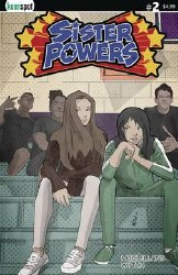 Sister Powers #2 Cvr A Wytch