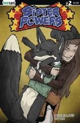 Sister Powers #2 Cvr B Wytch