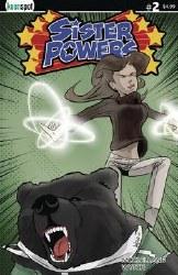 Sister Powers #2 Cvr C Powered Up