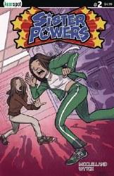 Sister Powers #2 Cvr D Jerry Bennet